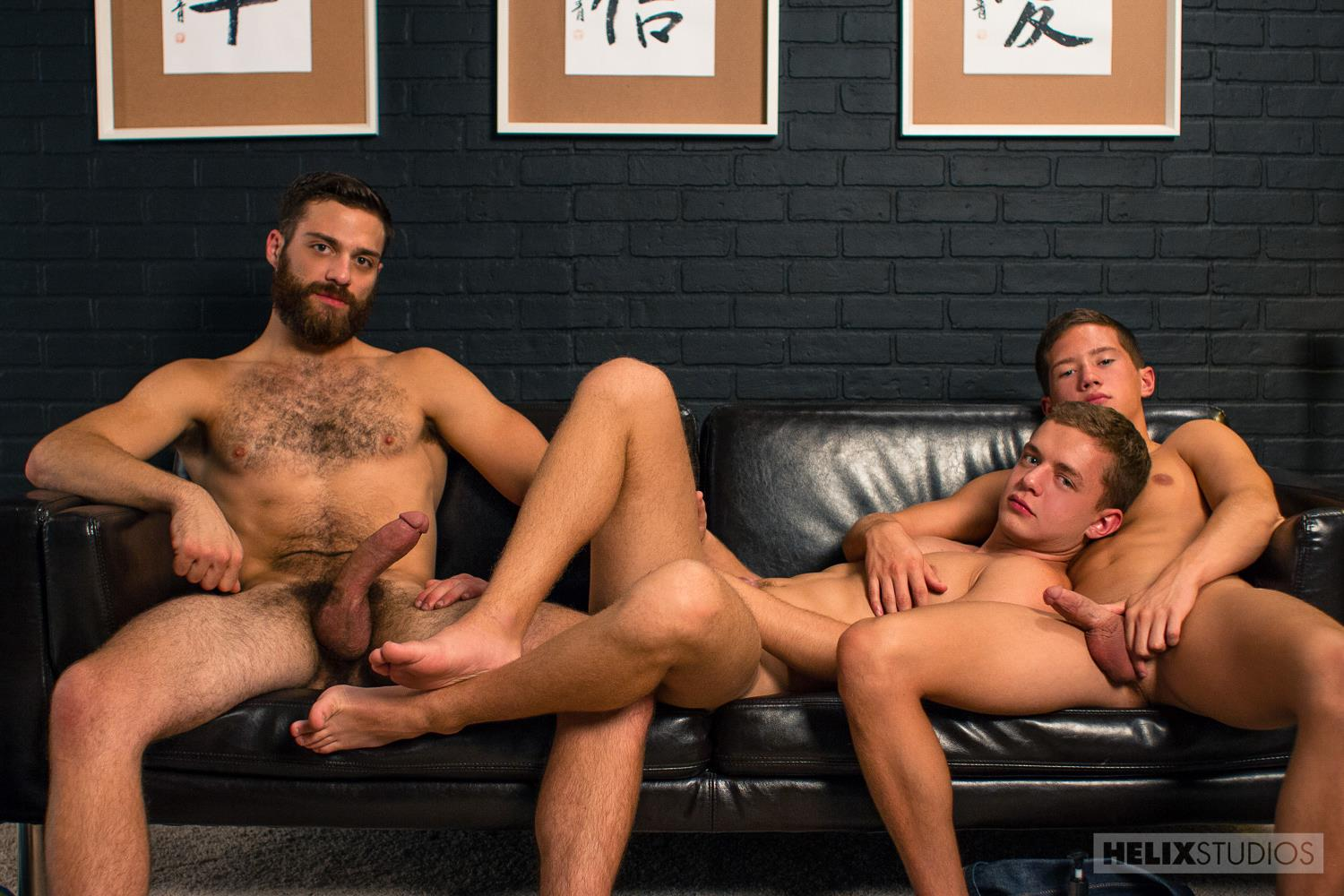 Helix-Studios-8TeenBoy-Ian-Levine-and-Tommy-Defendi-and-Tyler-Hill-Twinks-Getting-Fucked-Amateur-Gay-Porn-02 Twink Boyfriends Learn How To Fuck From Tommy Defendi