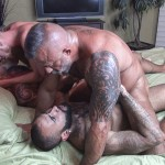 Raw-Fuck-Club-Vic-Rocco-and-Rikk-York-and-Billy-Warren-and-Job-Galt-Bareback-Daddy-Amateur-Gay-Porn-12-150x150 Four Hairy Muscle Daddies In A Bareback Fuck Fest Orgy