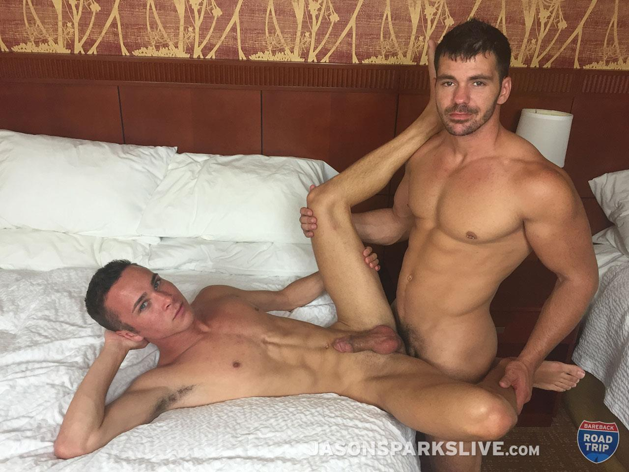 Jason Sparks Live Chandler Mason and Brogan Reed Barebacking Jocks 03 Getting Bareback Fucked in an Indianapolis Hotel Room