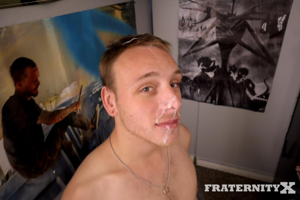 Fraternity-X-Naked-Frat-Boys-Gay-Sex-Party-Video-24 Welcome Back To School!  Frat Boys Gang Bang A Raw Freshman Ass