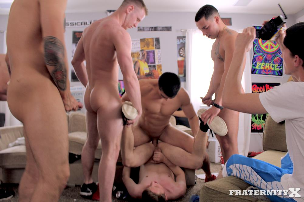 Fraternity-X-Naked-College-Guys-With-Big-Dicks-Fucking-Bareback-22 Naked Frat Boys Bareback Gangbang A Virgin Freshman Ass